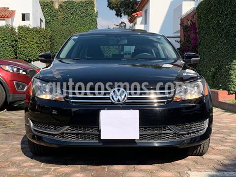 Volkswagen Passat Tiptronic Sportline  usado (2013) color Negro precio $170,000