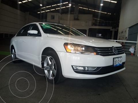 Volkswagen Passat Tiptronic Sportline usado (2015) color Blanco Candy precio $219,000