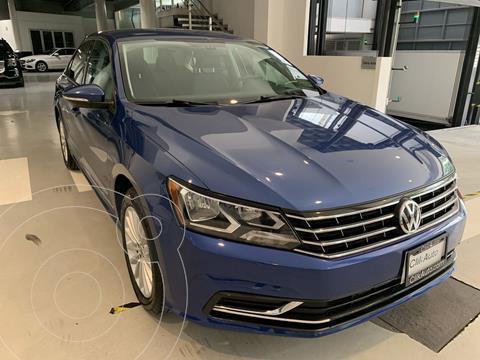 Volkswagen Passat Tiptronic Comfortline usado (2017) color Azul precio $229,000