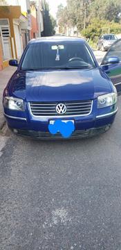 Volkswagen Passat 1.8L Turbo Tiptronic usado (2003) color Azul precio $88,000