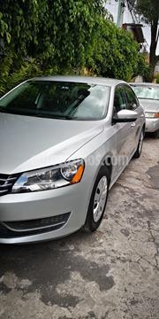 Volkswagen Passat Tiptronic Comfortline  usado (2014) color Plata Reflex precio $147,000