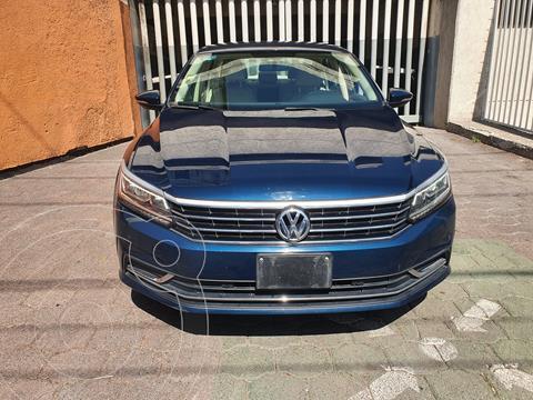 Volkswagen Passat Tiptronic Sportline usado (2018) color Azul Noche precio $290,000