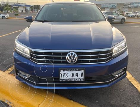 Volkswagen Passat DSG V6 usado (2016) color Azul precio $248,000