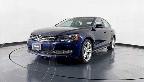 Volkswagen Passat GLX VR6 Aut usado (2013) color Azul precio $222,999
