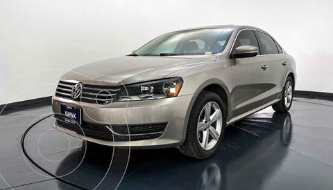 Volkswagen Passat Tiptronic Highline usado (2015) color Cafe precio $212,999