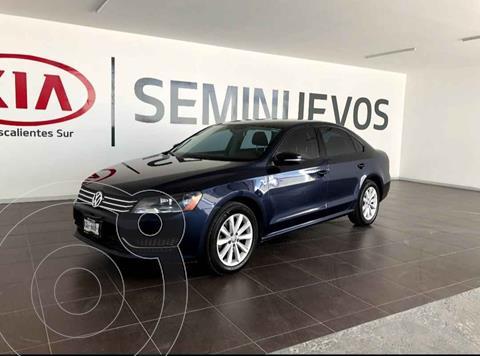 Volkswagen Passat Tiptronic Comfortline  usado (2013) color Azul Oscuro precio $165,000