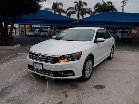 Volkswagen Passat Tiptronic Comfortline usado (2018) color Blanco precio $248,000