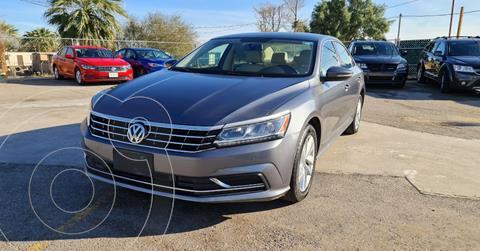 foto Volkswagen Passat Tiptronic Sportline usado (2018) color Gris precio $229,000