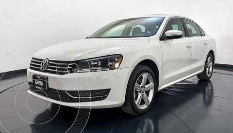 Volkswagen Passat Tiptronic Sportline usado (2015) color Blanco precio $209,999