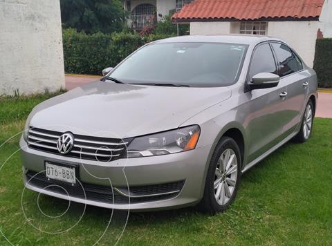 Volkswagen Passat Tiptronic Comfortline  usado (2013) color Gris precio $128,000