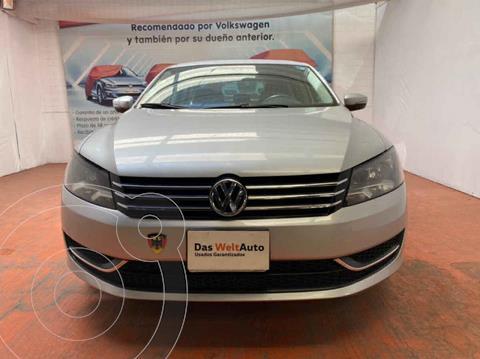 Volkswagen Passat Tiptronic Sportline usado (2013) color Plata precio $165,000