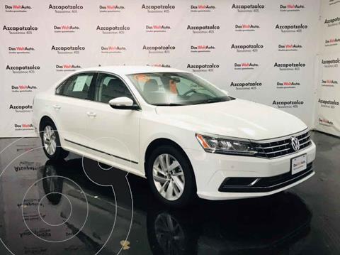 Volkswagen Passat Tiptronic Sportline usado (2018) color Blanco precio $379,990