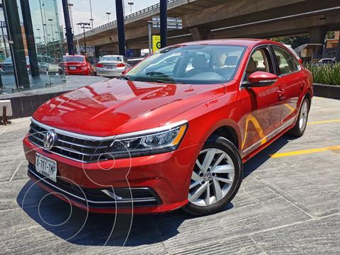 Volkswagen Passat Tiptronic Sportline usado (2019) color Rojo precio $290,000