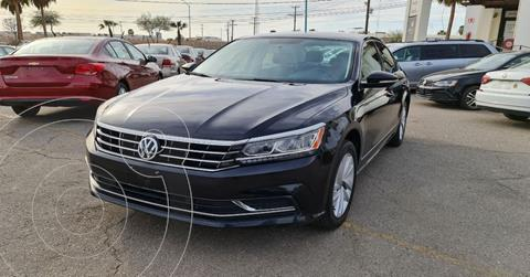 Volkswagen Passat Tiptronic Sportline usado (2018) color Negro precio $229,000