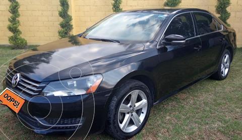 Volkswagen Passat Tiptronic Sportline usado (2015) color Negro precio $125,500