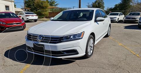 Volkswagen Passat Tiptronic Sportline usado (2018) color Blanco precio $246,900