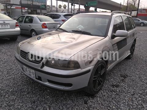 Volkswagen Pointer Wagon Comfortline Dh Ac usado (2001) color Plata precio $35,000
