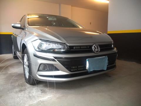 Volkswagen Polo 5P Trendline usado (2018) color Gris precio $1.900.000