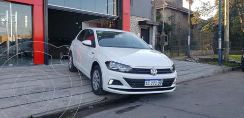 Volkswagen Polo 5P Trendline usado (2018) color Blanco precio $1.850.000