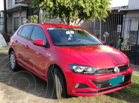 Volkswagen Polo 5P Trendline usado (2018) color Rojo Tornado precio $2.370.000