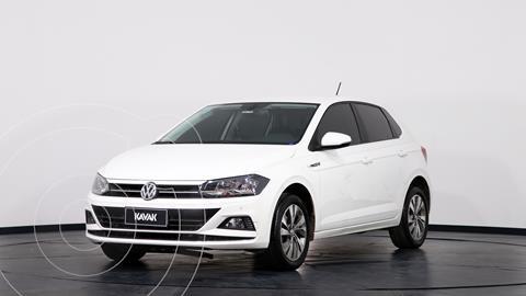 Volkswagen Polo 5P Highline usado (2018) color Blanco precio $2.430.000
