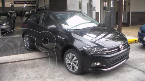 Volkswagen Polo 5P Highline Aut usado (2018) color Negro precio $2.499.900
