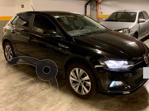 Volkswagen Polo 5P Highline Aut usado (2018) color Negro precio $2.130.000