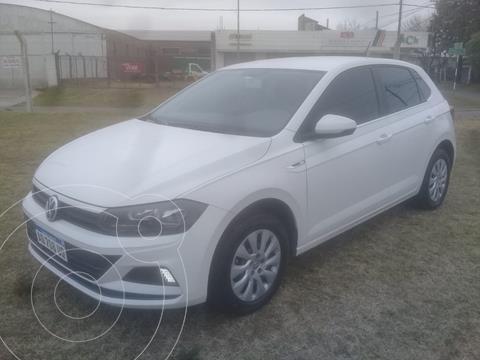 Volkswagen Polo 5P Trendline usado (2019) color Blanco precio $2.000.000