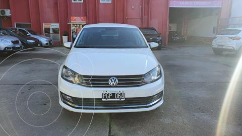 Volkswagen Polo 5P Comfortline Plus Aut usado (2016) color Blanco precio $1.350.000