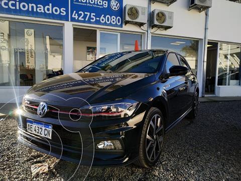 Volkswagen Polo 5P GTS usado (2020) color Negro precio $2.980.000
