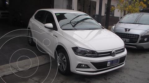 Volkswagen Polo 5P Highline Aut usado (2020) color Blanco precio $2.599.900