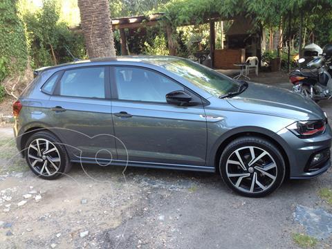 Volkswagen Polo 5P GTS usado (2020) color Gris precio $2.950.000
