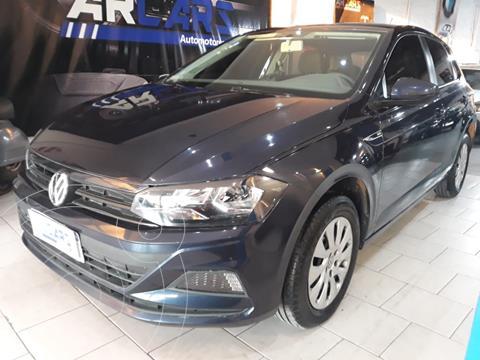 Volkswagen Polo 5P Trendline usado (2019) color Azul Noche financiado en cuotas(anticipo $1.500.000)