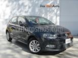 Foto venta Auto Seminuevo Volkswagen Polo Hatchback 1.6L Aut (2018) color Gris Carbono precio $217,000