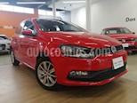 Foto venta Auto usado Volkswagen Polo Hatchback 1.6L Tiptronic (2017) color Rojo Flash precio $175,000