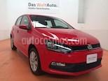 Foto venta Auto Seminuevo Volkswagen Polo Hatchback 1.6L Tiptronic (2018) color Rojo precio $215,000