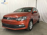 Foto venta Auto usado Volkswagen Polo Hatchback 1.6L Tiptronic (2018) color Naranja precio $162,900