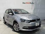 Foto venta Auto usado Volkswagen Polo Hatchback 1.6L (2017) color Plata Reflex precio $179,000