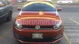 Foto venta Auto Seminuevo Volkswagen Polo Hatchback 1.6L (2015) color Naranja Cobre precio $155,000