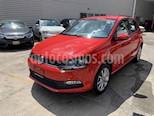 Foto venta Auto usado Volkswagen Polo Hatchback Design & Sound (2019) color Rojo precio $220,000