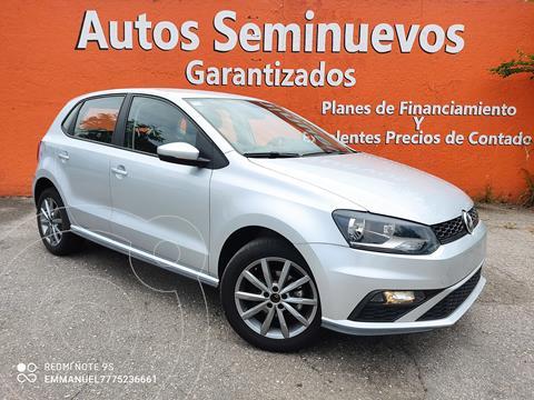 Volkswagen Polo Hatchback Comfortline Plus usado (2020) color Plata Reflex precio $262,900