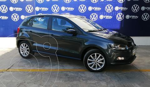 Volkswagen Polo Hatchback Design & Sound Tiptronic usado (2020) color Gris precio $245,000