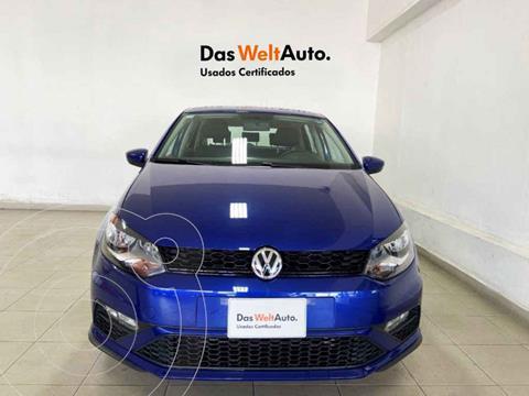 Volkswagen Polo Hatchback Design & Sound usado (2020) color Azul precio $234,219