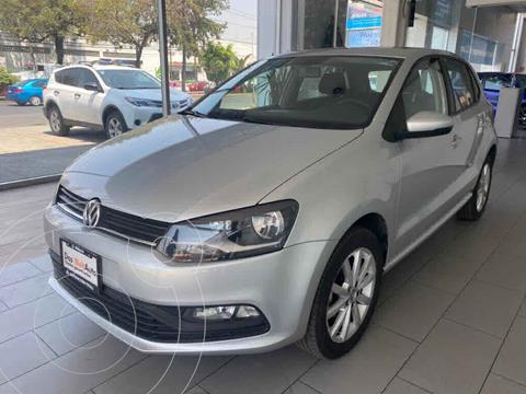 Volkswagen Polo Hatchback Disign & Sound Tiptronic usado (2020) color Plata precio $235,000