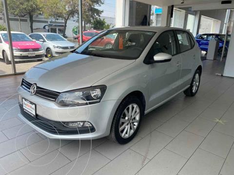 Volkswagen Polo Hatchback Design & Sound usado (2020) color Plata precio $215,000
