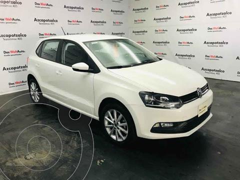 Volkswagen Polo Hatchback Disign & Sound Tiptronic usado (2020) color Blanco precio $234,990