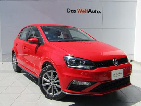 Volkswagen Polo Hatchback Comfortline Plus Tiptronic usado (2020) color Rojo Flash precio $263,000