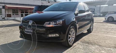 Volkswagen Polo Hatchback Design & Sound usado (2019) color Negro precio $209,000