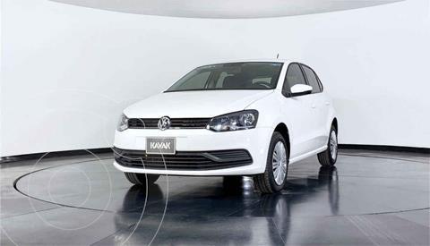 Volkswagen Polo Hatchback Disign & Sound Tiptronic usado (2020) color Blanco precio $244,999