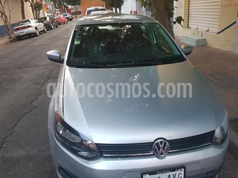 Volkswagen Polo Hatchback 1.6L usado (2015) color Plata precio $122,000